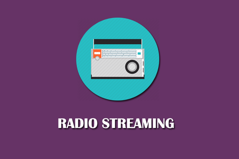 Radio Steaming
